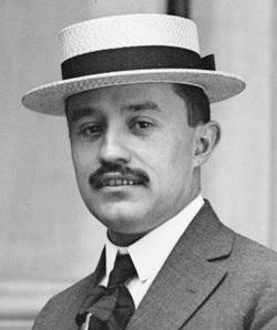 José Vasconcelos Calderón en 1914