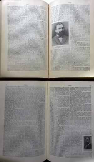 Resultado de imagen de enciclopedia espasa por dentro