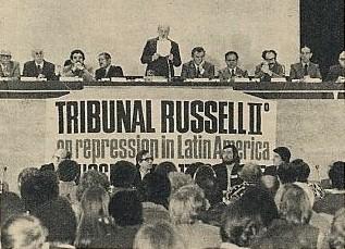 Resultado de imagen para tribunal russell